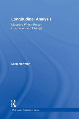 Longitudinal Analysis: Modeling Within-Person Fluctuation and Change