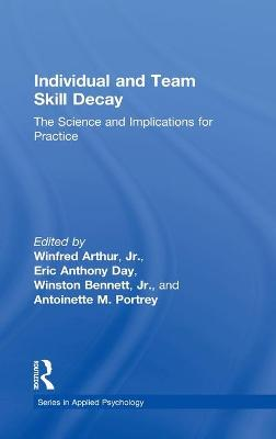 Individual and Team Skill Decay: The Science and Implications for Practice
