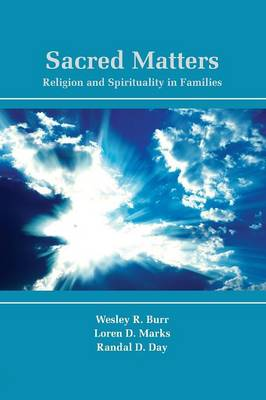 Sacred Matters: Religion and Spirituality in Families