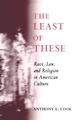 The Least of These: Race, Law, and Religion in American Culture
