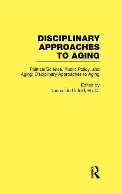Political Science, Public Policy, and Aging: Disciplinary Approaches to Aging