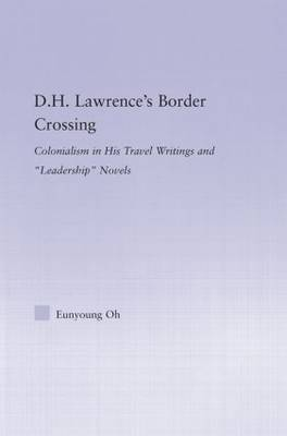 """D.H. Lawrence's """"Border Crossing"""""""