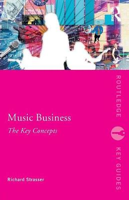 Music Business: The Key Concepts