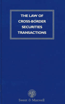 Law of Cross-Border Securities Transactions