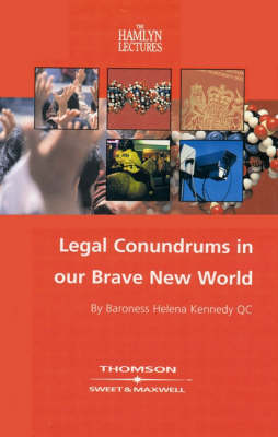 Legal Conundrums in our Brave New World