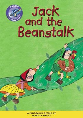 Navigator Plays: Year 5 Blue Level Jack and the Beanstalk Single