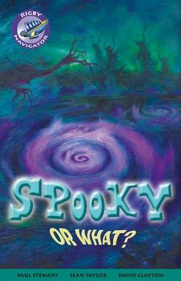 Navigator Fiction Yr 3/P4: Spooky Or What
