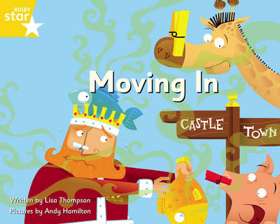 Clinker Castle Yellow Level Fiction: Moving In Single