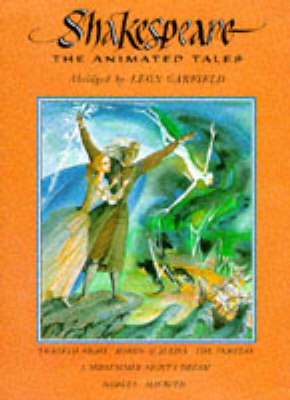"Shakespeare: The Animated Tales Gift Volume - ""Tempest"", Macbeth"", ""Hamlet"", ""Twelfth Night"", ""Midsummer Night's Dream"", ""Romeo and Juliet"""