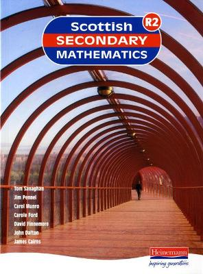 Scottish Secondary Maths Red 2 Student Book