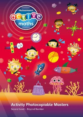 Heinemann Active Maths - Second Level - Beyond Number - Activity Photocopiable Masters