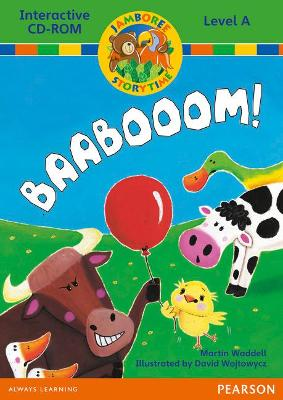 Jamboree Storytime Level A: Baabooom Interactive CD-ROM