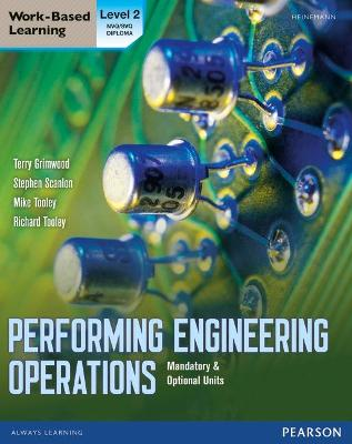Performing Engineering Operations - Level 2 Student Book plus options