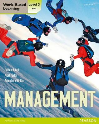 NVQ/SVQ Level 3 Management Candidate Handbook