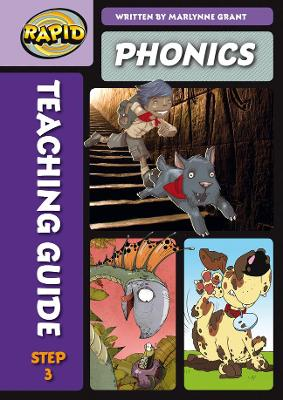 Rapid Phonics Teaching Guide 3