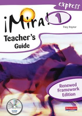 Mira Express 1 Teacher's Guide Renewed Framework Edition