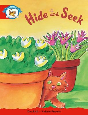 Literacy Edition Storyworlds Stage 1, Animal World, Hide and Seek