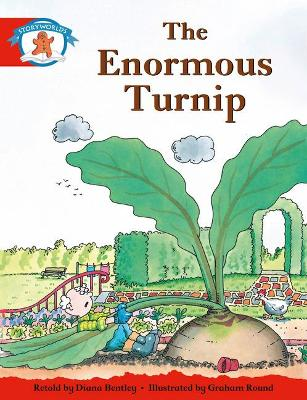 Literacy Edition Storyworlds 1, Once Upon A Time World, The Enormous Turnip