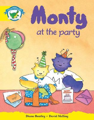 Literacy Edition Storyworlds Stage 2, Fantasy World, Monty and the Party
