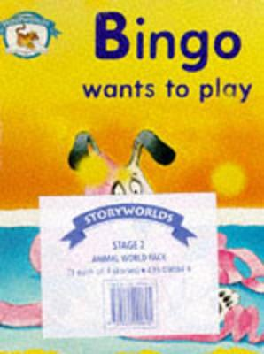 Literacy Edition Storyworlds Stage 2, Animal World,The Big Surprise