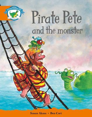 Literacy Edition Storyworlds Stage 4, Fantasy World Pirate Pete and the Monster