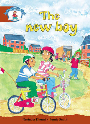 Literacy Edition Storyworlds Stage 7, Our World, The New Boy 6 Pack