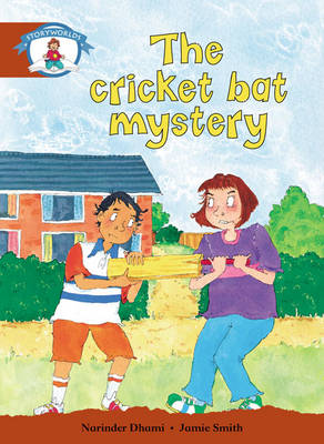 Literacy Edition Storyworlds Stage 7, Our World, The Cricket Bat Mystery 6 Pack