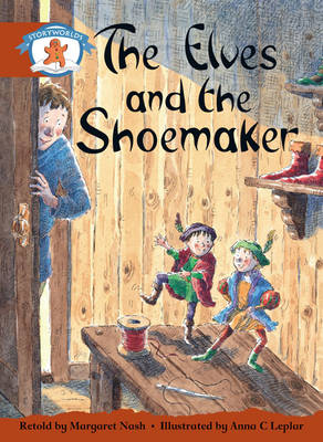 Literacy Edition Storyworlds Stage 7, Once Upon A Time World, The Elves and the Shoemaker 6 Pack