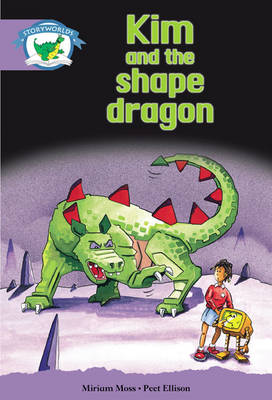 Literacy Edition Storyworlds Stage 8, Fantasy World, Kim and the Shape Dragon 6 Pack