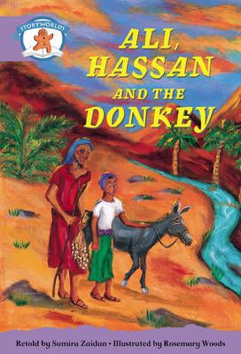 Literacy Edition Storyworlds Stage 8, Once Upon A Time World, Ali, Hassan and the Donkey 6 Pack