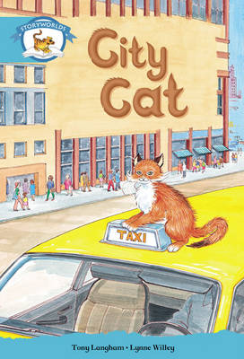 Literacy Edition Storyworlds Stage 9, Animal World, City Cat 6 Pack