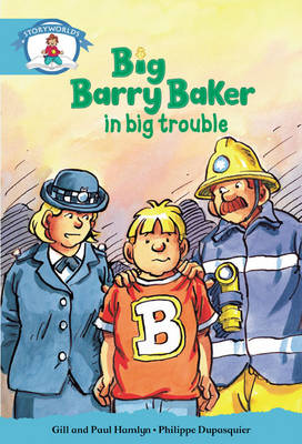 Literacy Edition Storyworlds Stage 9, Our World, Big Barry Baker in Big Trouble 6 Pack