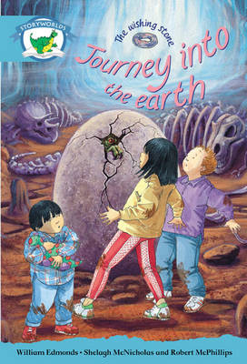 Literacy Edition Storyworlds Stage 9, Fantasy World, Journey into the Earth 6 Pack