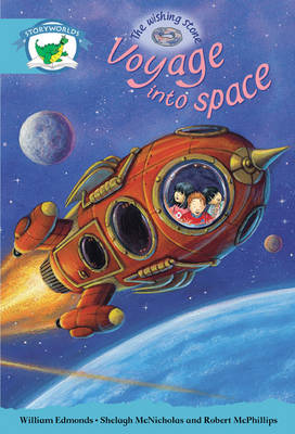 Literacy Edition Storyworlds Stage 9, Fantasy World, Voyage into Space 6 Pack