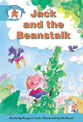 Literacy Edition Storyworlds Stage 9, Once Upon A Time World, Jack and the Beanstalk 6 Pack