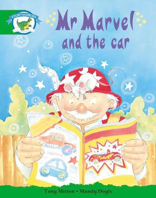Literacy Edition Storyworlds Stage 3: Fantasy World, Mr Marvel and the Car