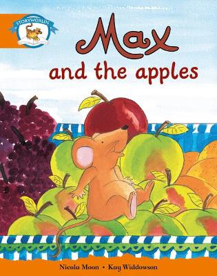Literacy Edition Storyworlds Stage 4, Animal World, Max and the Apples