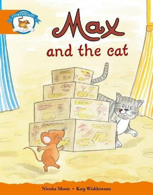 Literacy Edition Storyworlds Stage 4, Animal World, Max and the Cat