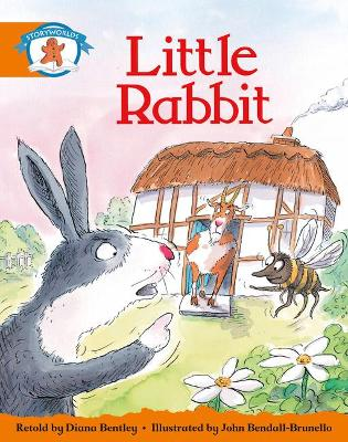 Literacy Edition Storyworlds Stage 4, Once Upon A Time World, Little Rabbit (single)