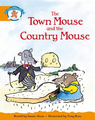 Literacy Edition Storyworlds Stage 4, Once Upon A Time World Town Mouse and Country Mouse (single)