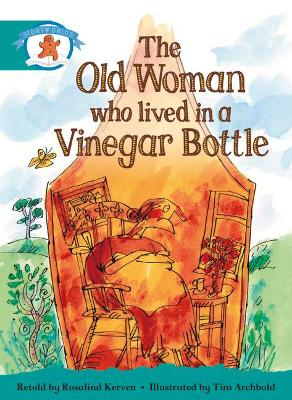 Literacy Edition Storyworlds Stage 6, Once Upon A Time World, The Old Woman Who Lived in a Vinegar Bottle