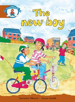 Literacy Edition Storyworlds Stage 7, Our World, the New Boy