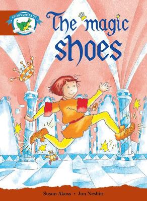 Literacy Edition Storyworlds Stage 7, Fantasy World, The Magic Shoes