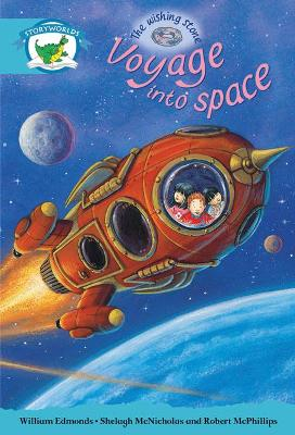 Literacy Edition Storyworlds Stage 9, Fantasy World, Voyage into Space