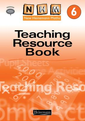 New Heinemann Maths Yr6: Teachers Resource Book