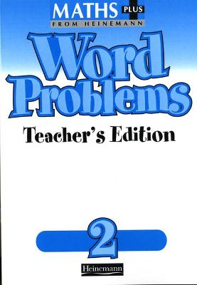 Maths Plus Word Problems 2: Teacher's Book
