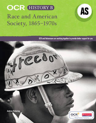 OCR A Level History B: Race and American Society 1865-1970s