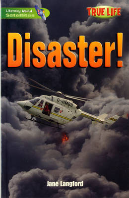 Literacy World Satellites Fiction Stage 3 Guided Reading Cards: Disaster Framework 6 Pack