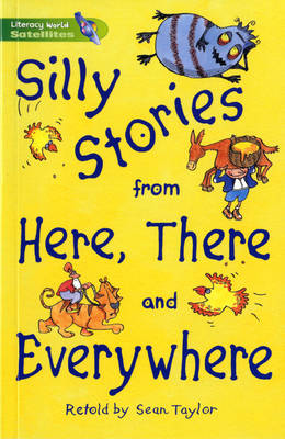 Literacy World Satellites Fiction Stage 3 Guided Reading Cards: Silly Stories Framework 6 Pack