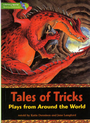Literacy World Satellites Fiction Stage 3 Guided Reading Cards: Tales of Tricks Framework 6 Pack